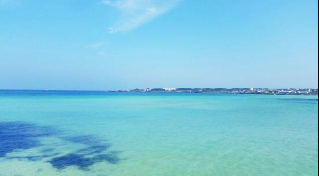 チェジュ島のセファビーチ2です
